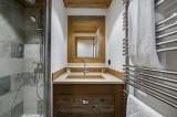 Courchevel 1300 Location Appartement Luxe Tilite Salle De Bain