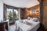Courchevel 1300 Luxury Rental Appartment Tilure Bedroom
