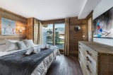 Courchevel 1300 Luxury Rental Appartment Tilure Bedroom 3