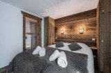 Courchevel 1300 Luxury Rental Appartment Tilure Bedroom 4