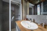 Courchevel 1300 Location Appartement Luxe Tilure Salle De Bain 2