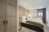 Courchevel 1300 Luxury Rental Chalet Nibate Bedroom 2