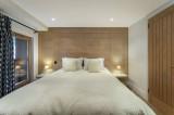 Courchevel 1300 Luxury Rental Chalet Nibate Bedroom 3