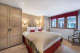 Courchevel 1300 Luxury Rental Chalet Nibate Bedroom 4
