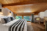 Courchevel 1300 Luxury Rental Chalet Nieruole Bedroom 3