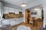 Courchevel 1300 Luxury Rental Chalet Nieruole Kitchen 2