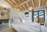 Courchevel 1300 Location Chalet Luxe Niutine Chambre