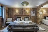 Courchevel 1300 Luxury Rental Chalet Noubate Bedroom 3