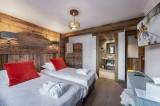 Courchevel 1300 Luxury Rental Chalet Noubate Bedroom 7