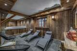 Courchevel 1300 Luxury Rental Chalet Noubate Relaxing Area 2