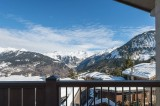 Courchevel 1550 Luxury Rental Appartment Telemite Balcony 2