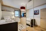 Courchevel 1550 Luxury Rental Appartment Telimite Bedroom 2