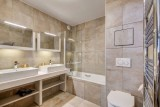 Courchevel 1550 Luxury Rental Appartment Telimite Bathroom
