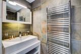 Courchevel 1550 Luxury Rental Appartment Telimite Bathroom 3