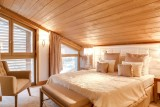 Courchevel 1550 Luxury Rental Appartment Telomite Bedroom 3