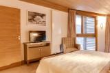 Courchevel 1550 Luxury Rental Appartment Telomite Bedroom 5