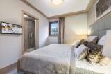 Courchevel 1550 Luxury Rental Appartment Telumite Bedroom 3