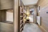 Courchevel 1550 Luxury Rental Appartment Telumite Bedroom 4