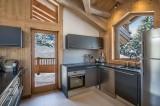 Courchevel 1550 Luxury Rental Chalet Nibite Kitchen 2