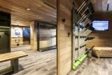 Courchevel 1550 Luxury Rental Chalet Niebite Ski Room