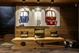 Courchevel 1550 Luxury Rental Chalet Niebite Ski Room 3