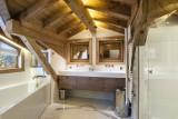 Courchevel 1550 Luxury Rental Chalet Niebite Bathroom 4