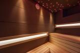 Courchevel 1550 Luxury Rental Chalet Niebite Sauna
