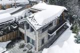 Courchevel 1550 Luxury Rental Chalet Niibite Exterior 3