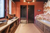 Courchevel 1550 Luxury Rental Chalet Niubise Bathroom 2