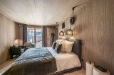 Courchevel 1550 Luxury Rental Chalet Niubite Bedroom 2