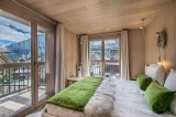 Courchevel 1550 Luxury Rental Chalet Niubite Bedroom 8