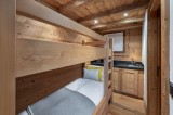 Courchevel 1550 Luxury Rental Chalet Niuréole Bedroom 2