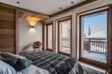 Courchevel 1550 Luxury Rental Chalet Niurer Bedroom 3