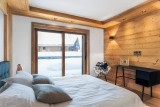 Courchevel 1550 Luxury Rental Chalet Niuron Bedroom