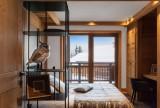 Courchevel 1550 Luxury Rental Chalet Niuron Bedroom 2