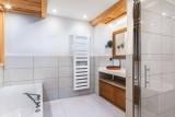 Courchevel 1550 Luxury Rental Chalet Niuron Bathroom 2