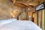 Courchevel 1550 Luxury Rental Chalet Tazoy Bedroom