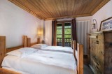 Courchevel 1550 Luxury Rental Chalet Tazoy Bedroom 5