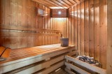 Courchevel 1550 Location Chalet Luxe Tazoy Sauna