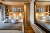 Courchevel 1650 Luxury Rental Appartment Aleksite Bedroom 2
