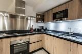 Courchevel 1650 Luxury Rental Appartment Alsola Kitchen 2
