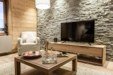 Courchevel 1650 Luxury Rental Appartment Alsola Living Room 3