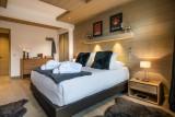Courchevel 1650 Location Appartement Luxe Alsolite Chambre