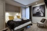 Courchevel 1650 Luxury Rental Appartment Altanto Bedroom 3