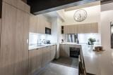 Courchevel 1650 Location Appartement Luxe Alti Cuisine