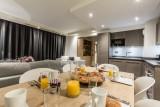 Courchevel 1650 Location Appartement Luxe Alto Salle A Manger
