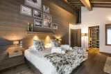 Courchevel 1650 Location Appartement Luxe Aluminite Chambre 5