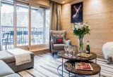 Courchevel 1650 Location Appartement Luxe Amarile Séjour 3