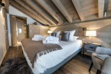 Courchevel 1650 Luxury Rental Appartment Amerile Bedroom 2