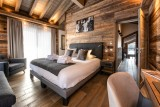 Courchevel 1650 Luxury Rental Appartment Amerile Bedroom 3